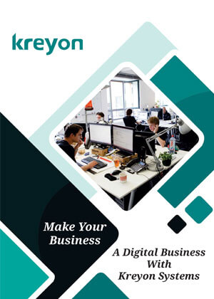Digital Business With Kreyon Systems