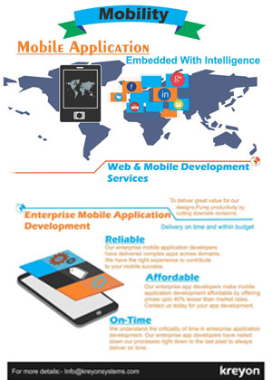 Mobility on Web Solutions Infographics