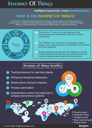 What Is The Internet of Things ?