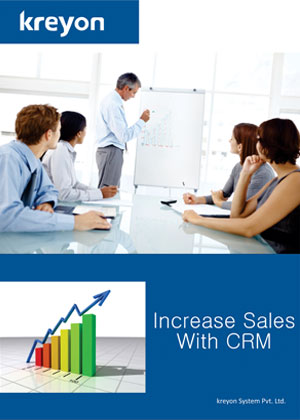 Increase Sales With CRM white paper